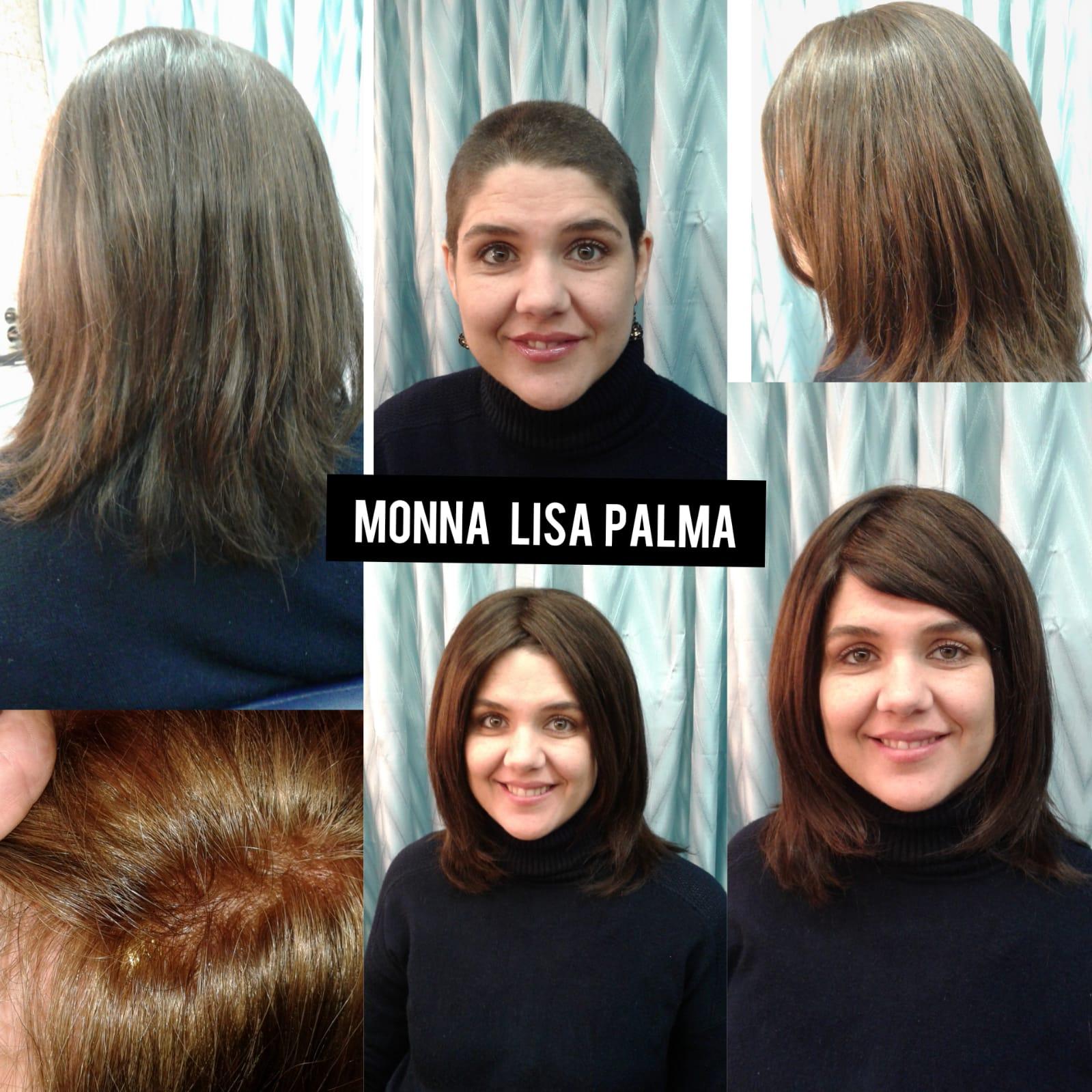pelucas oncologicas femeninas