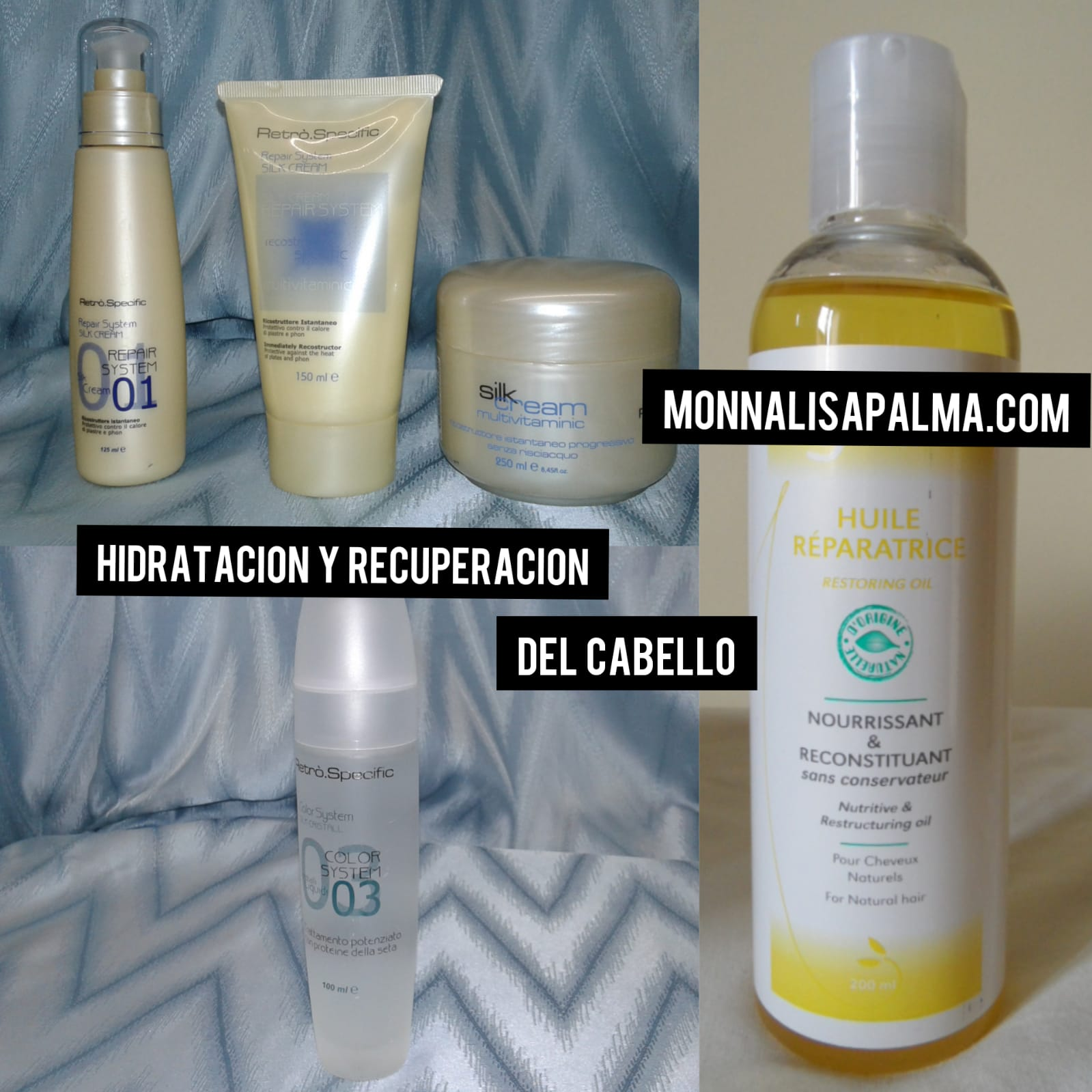 productos paraextensiones de cabello natural